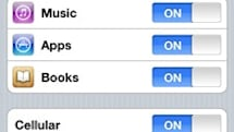 Automatic Downloads now live for iOS devices