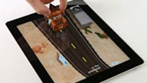 Disney to pair iPad, physical toys with new games