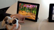 60Beat GamePad controller works with iOS games through the headphone port