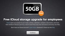 Apple gives employees 50 GB of iCloud storage