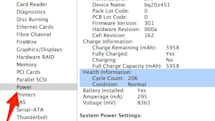 Mac 101: Battery not charging? Recalibration may be the answer