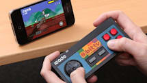 iCade's 8-bitty controller now out