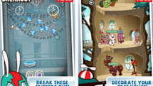 Daily iPhone App: Super Bunny Breakout updates Atari's classic with a cute shine