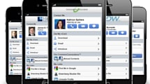 RE/MAX Regional Services using Passbook for business cards