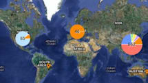 Browse through this interactive map of Apple's suppliers worldwide