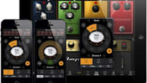 IK introduces Loop Drummer, built into the latest version of AmpliTube for iOS