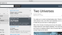 RSS Reader Roundup: Feedbin, Feed Wrangler and NewsBlur