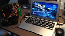 Adding an external graphics card to your MacBook Air isn't practical, but it's possible