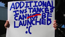 Additional instances can now be launched