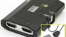 Evergreen's stealthy 2-to-1 HDMI switch