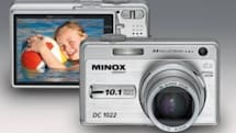 Minox drops 10.1 megapixel update to the DC8122, the DC1022