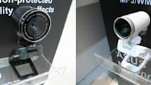 ASUS webcams found at Computex by Engadget Chinese