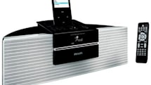 Philips debuts seven new iPod docks for you