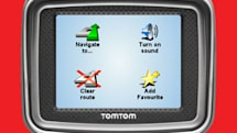 TomTom RIDER 2nd Edition motorcycle GPS ready for those mean streets