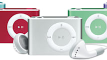 Apple announces (PRODUCT) RED iPod shuffle, new colors