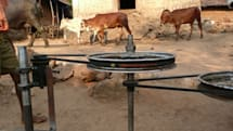 OLPC experiments with cow-powered generator for laptops