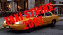 New York City taxi drivers threaten to strike... again