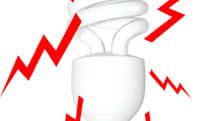 Are compact fluorescent bulbs causing migraines?