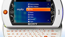 Sony mylo 2 firmware version 1.100 adds WMV and SHOUTcast support