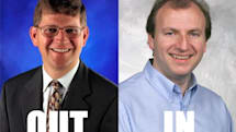 Microsoft mobile exec shuffle: Knook out, Lees, VP of business software in