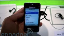 Samsung F480 hands-on