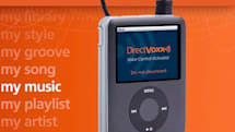 DirectVoxx muso voice control accessory is more expensive than the iPod