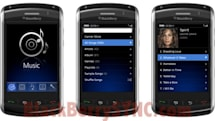 BlackBerry Thunder's new OS pictured? Maybe not.