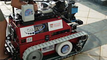 Popular Mechanics offers preview of Singapore's TechX robot challenge