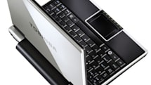 Toshiba's NB100 netbook coming to the UK