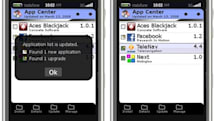 """RIM opens the BlackBerry Application storefront, says it's going to shake up """"Music 2.0"""""""