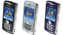 T-Mobile releases BlackBerry Pearl 8120 in three tasty new colors