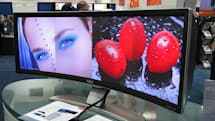 Video: NEC CRVD display hands-on