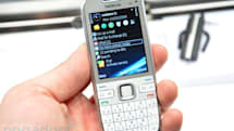 Nokia E55 hands-on