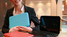 Samsung's NC310 netbook with claimed 11-hour battery