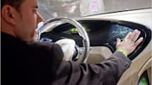 War on buttons extends to automotive front with Chrysler's iPhone-like dashboard