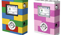 LEGO MP3 player: another brick in your kid's wall of sound