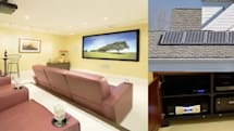 Solar-powered 'guiltless green' home theater system makes your Wall-E Blu-ray very happy