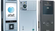 Sony Ericsson hand delivers 8.1MP C905a and W518a Walkman to AT&T