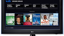 VUDU ditches the box, integrates into LG's LH50 NetCast HDTVs