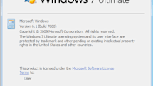 Windows 7 build 7600 arrives in a torrent of RTM speculation (update: it's not RTM)