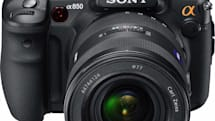 Sony debuts Alpha A850, A550 and A500 DSLRs