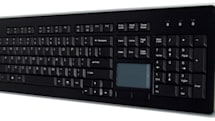 Adesso's AKB-440 keyboard gets integrated trackpad