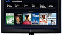 VUDU's 1080p movie streaming goes live on LG Netcast HDTVs