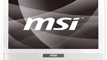 MSI's Wind Top AE2220 all-in-one PC brings 21.6-inch multitouch panel, Win7