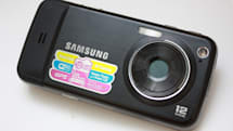 Samsung Pixon 12 phonecamera hybrid gets tested