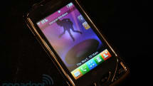 Verizon's BlackBerry 8530 and LG Chocolate Touch go hands-on