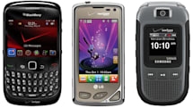 Verizon launches BlackBerry 8530, LG Chocolate Touch, Samsung Convoy, and prepaid data