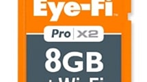 Eye-Fi announces 802.11n Eye-Fi Pro X2 memory card