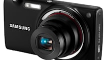 Samsung's WiFi-enabled CL80 adds touch of AMOLED to 14MP sensor