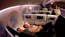 Air New Zealand 'revolutionizes' coach cabins: power, USB, iPod support and Skycouches